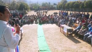 MLA Ramnagar R  S Pathania (1)