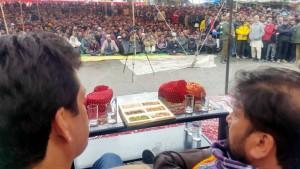 Sushasan Vikas Sankalp Rallies