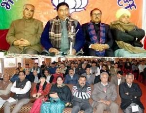 BJP Introductory meeting-ii