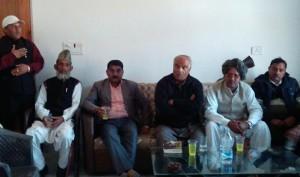 Koul address BJP activists meeting