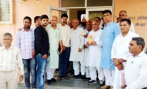 BJP remembers Dr. Shyama Parsad Mukherjee
