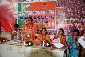 BJP(MM) holds district working committee meeting-i