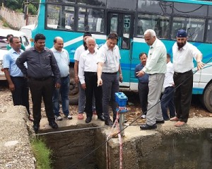 Administration visit on spot Dogra Sampark, decided extension-i