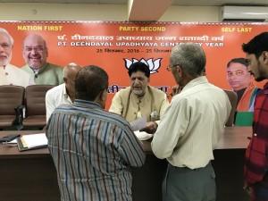 Kholi conducts Public Darbar (3)
