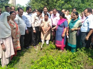 Sat Sharma initiates upgradation (2)