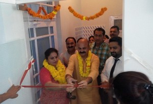 Priya Sethi inaugurates S P Dental