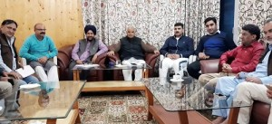 BJP prepares for first ever Working Committee