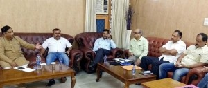 Sat conducts meeting of public welfare departments (1)