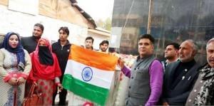 Amid Jan Gan Man & Hindustan Zindabad