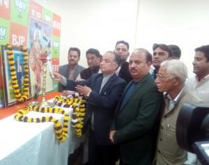 BJP celebrates Samvidhan Diwas (1)