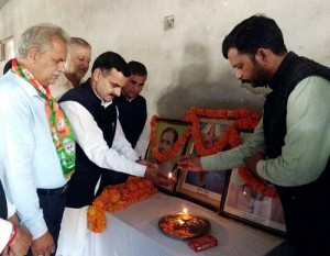 BJP holds District working Committee Meeting in Akhnoor