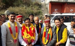 BJP leaders from Jammu campaign
