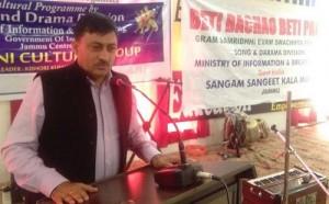 MLC Vibodh Addresses Beti Bachao Beto Padhao Programme