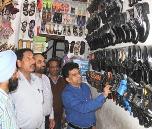 VC SC ST and BC Visit Loan Holders shops (10)